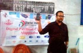 DIGITAL FINANCIAL LITERACY TRAINING PROGRAMME @ AMBALAPPUZHA BLOCK