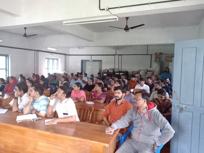 One day training programme on Ration card online, Mining &Geology - Wayanad