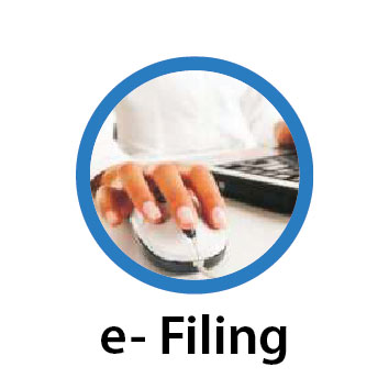 E-FILING (for income tax)